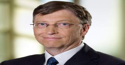 case study of bill gates