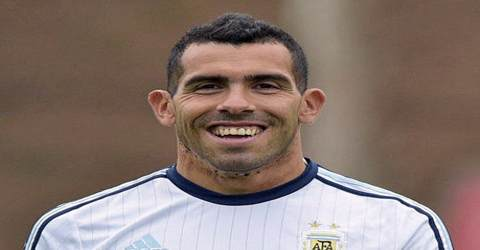 Biography of Carlos Tevez