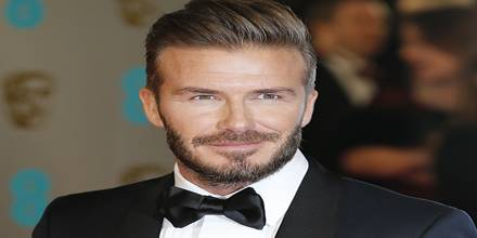 Biography of David Beckham