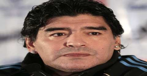 Biography of Diego Maradona
