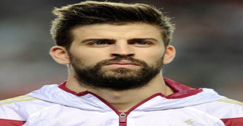 Biography of Gerard Piqué