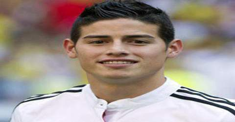 Biography of James Rodríguez