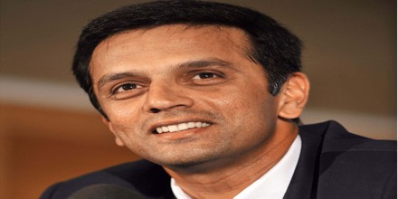 Biography of Rahul Dravid