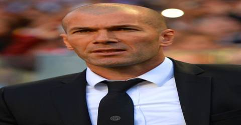 Biography of Zinedine Zidane