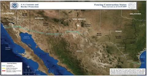 Border Wall between Mexico - United States: Importance or ...