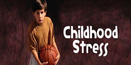 How School Burden make Childhood Stress
