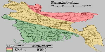 Earthquake History of Bangladesh