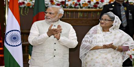 india bangladesh relation Indian prime minister narendra modi visited bangladesh this week to bolster ties with his eastern neighbor's pro-india government in dhaka, modi and his.