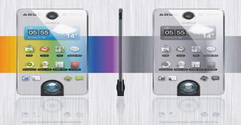Transparent Phones