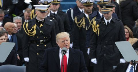 World Reacts: Trump's Inaugural Speech