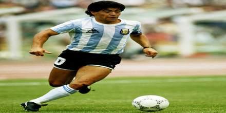maradona biography