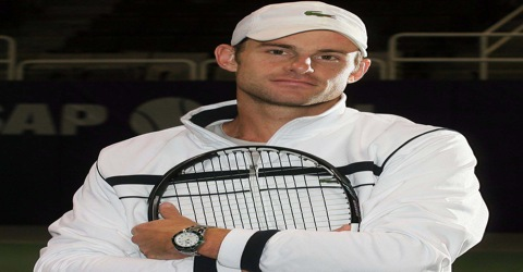 Biography of Andy Roddick