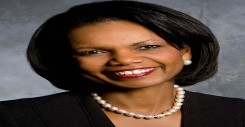 biography of condoleezza rice assignment point