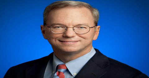 Biography of Eric Schmidt