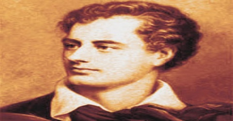 Biography of Lord Byron