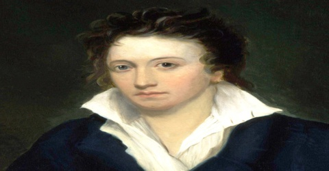 Biography of Percy Bysshe Shelley