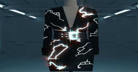 Data Dress: Forget Tailoring, Your Next Dress Could Be Coded