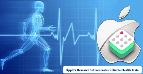 Apple's ResearchKit Generates Reliable Health Data