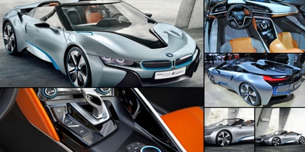 Bmw I8 Spyder Its Tech Is Undeniably Cool Assignment Point