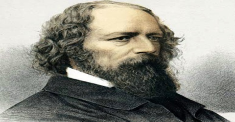 the early life struggles of alfred lord tennyson Alfred, lord tennyson alfred tennyson was britain as a result, tennyson began writing at an early age and published a -towards the end of his life.