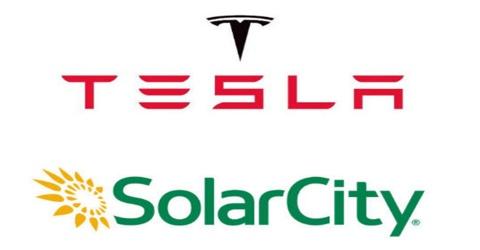 A SolarCity Built by Tesla