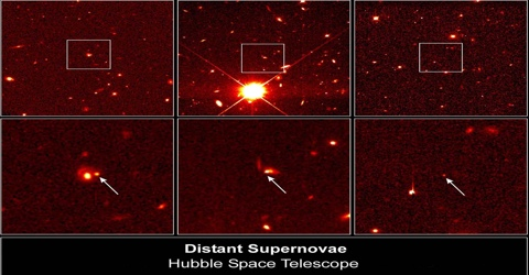 Distant Supernovae