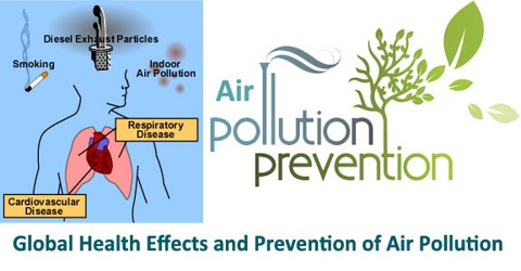 Global Health Effects and Prevention of Air Pollution
