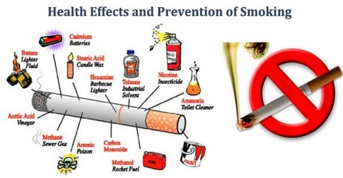 Health Effects and Prevention of Smoking