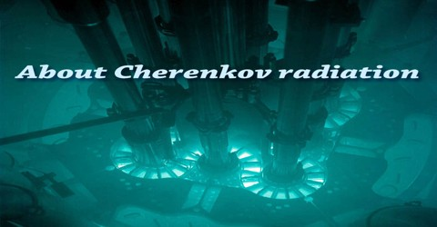 About Cherenkov radiation