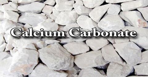 Calcium Carbonate Assignment Point