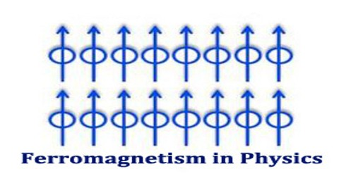 Ferromagnetism in Physics
