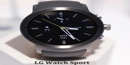 Review of LG Watch Sport - Assignment Point