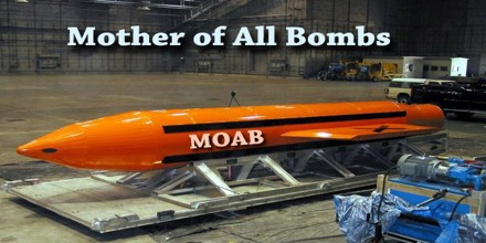 Moab Mother Of All Bombs Assignment Point