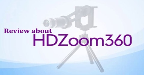 Review about HDZoom360