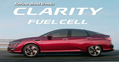 Review about Honda Clarity fuel cell