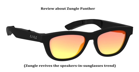 Review about Zungle Panther