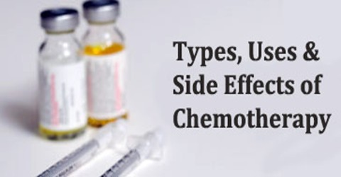 Types, Uses and Side Effects of Chemotherapy