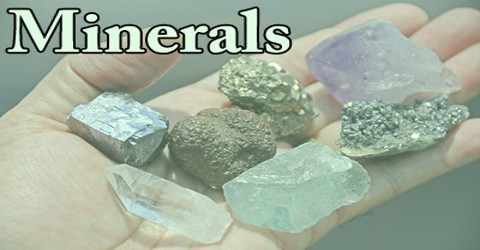 Minerals Assignment Point