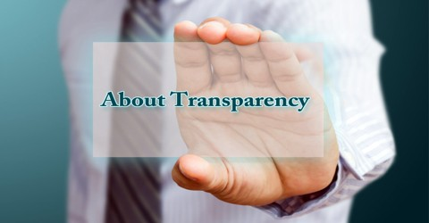 About Transparency