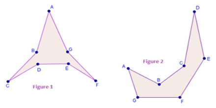 Heptagon Polygon Definition With Types Assignment Point