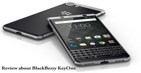 Review about BlackBerry KeyOne