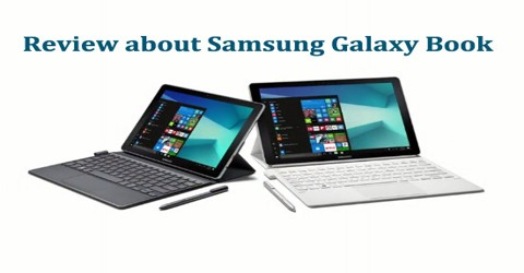 Review about Samsung Galaxy Book