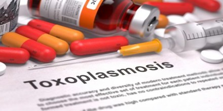 Best treatment option for toxoplasmosis i