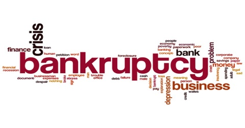 Bankruptcy Definition with Causes