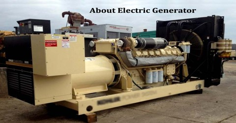 About Electric Generator