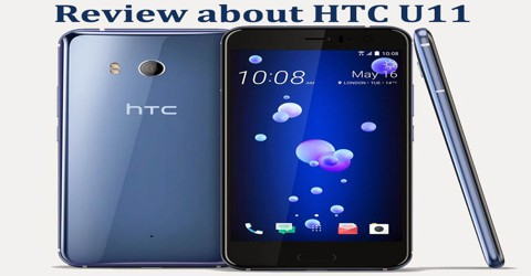 Review about HTC U11