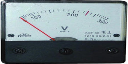 Image result for voltmeter