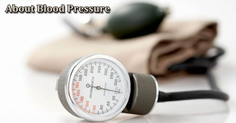 About Blood Pressure