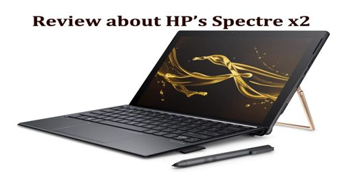 Review about HP's Spectre x2