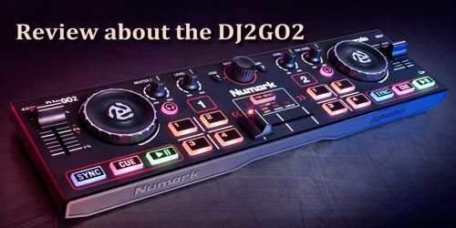 Review about the DJ2GO2